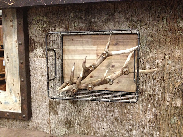 Bark House Wall at Ashley Furniture