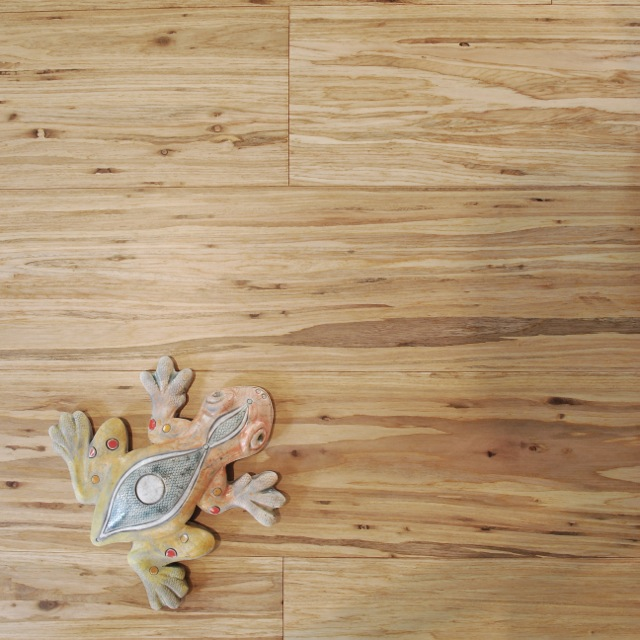 ECOfusion Eucalyptus Flooring, Strawgrass Color
